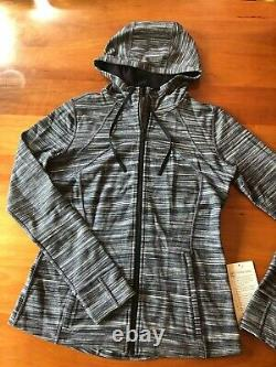 Lululemon Define Hooded Jacket Size 12