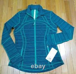Lululemon Define Jacket 12 Green NWT