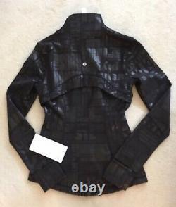 Lululemon Define Jacket 20BB 20YR Manifesto Foil Black 10