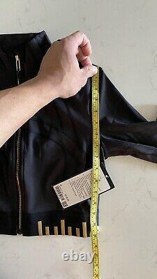 Lululemon Define Jacket Gold Cropped Size 8