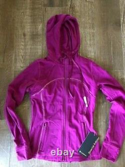 Lululemon Define Jacket Gold size 8 NWT