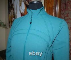 Lululemon Define Jacket Green Size 12 New with Tags