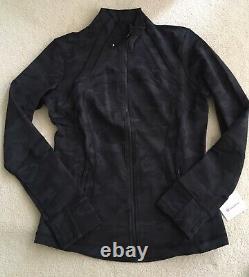 Lululemon Define Jacket Incognito Camo Multi Grey 14