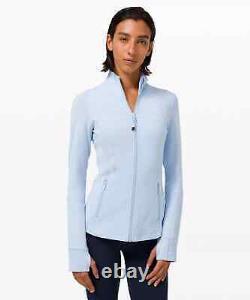 Lululemon Define Jacket Luon Blue Linen2 4 6 8 10 12 Nwt Free Usps Ship