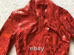 Lululemon Define Jacket Manifesto Red Foil Long Sleeve Rare Size 4 Brand NEW NWT
