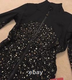 Lululemon Define Jacket Spark Lunar New Year Black Gold 10 Or 12