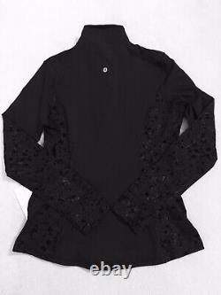 Lululemon Define Jacket Spark Lunar New Year Edition Black With Black Print 12