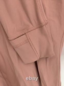 Lululemon Hooded Define Jacket Nulu NWT Size 6 PNPA Pink LW4BCIS