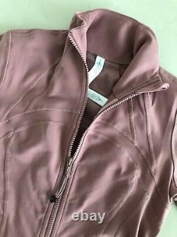 Lululemon QUICKSAND Define Long Sleeve Jacket. Size 6. Brand New With Tags