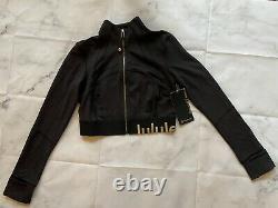 Lululemon Size 8 Define Jacket Cropped Black Gold NWT Special Edition FREE SHIP
