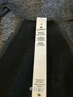 Lululemon define jacket Aloha size 4