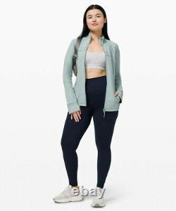 NEW LULULEMON Define Jacket 16 Hazy Jade FREE SHIP