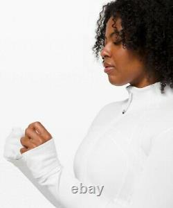 NEW LULULEMON Define Jacket 18 White FREE SHIP