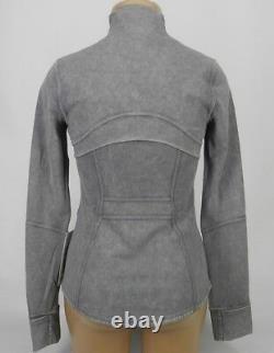 NEW LULULEMON Define Jacket 2 4 6 8 10 12 Washed Luna NWT FREE SHIP