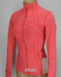 NEW LULULEMON Define Jacket 4 6 8 10 Boom Juice FREE SHIP