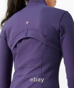 NEW LULULEMON Define Jacket 6 8 10 12 14 Midnight Orchid Purple FREE SHIP