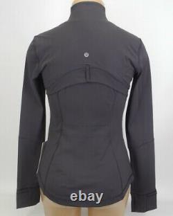 NEW LULULEMON Define Jacket 6 8 10 12 Intergalactic Nulux Dark Purple FREE SHIP