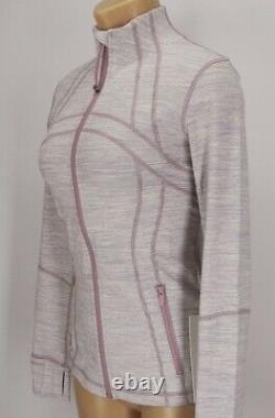 NEW LULULEMON Define Jacket 6 8 10 12 Wee Are From Space Pink Bliss Vtg Mauve