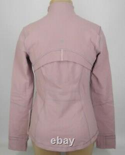 NEW LULULEMON Define Jacket 8 10 Vintage Mauve FREE SHIP