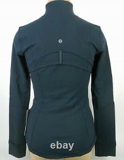 NEW LULULEMON Define Jacket 8 Nocturnal Teal FREE SHIP