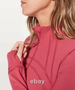NEW! NWT Lululemon Define Jacket Size 2 VINTAGE ROSE Full-Zip