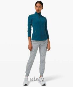 NEW Women Lululemon Define Jacket Luon Blue Borealis Size 10 & 14