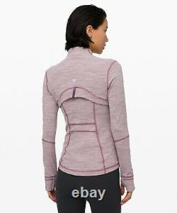 NEW Women Lululemon Define Jacket Luon Size 12