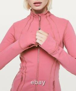 NEW Women Lululemon Define Jacket Luon Size 8