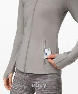 NEW Women Lululemon Define Jacket Luon Size 8-10-12