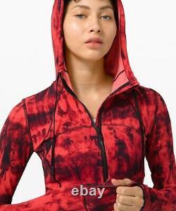 NEW Women Lululemon Hooded Define Jacket Nulu Game Day Size 8-10-12