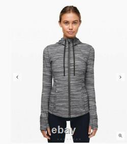 NEW Women Lululemon Hooded Define Jacket Nulu Size 4