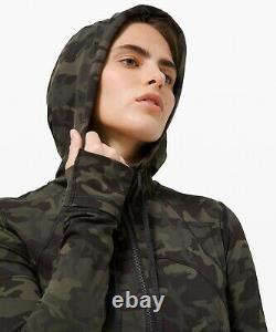 NEW Women Lululemon Hooded Define Jacket Nulu Size 6-8-10-12