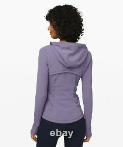 NEW Women Lululemon Hooded Define Jacket Nulu Size 8