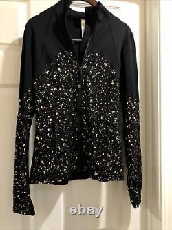 NWOT Lululemon Sparkle Speckle Shine Define Jacket SPECIAL EDITION Asia fit M