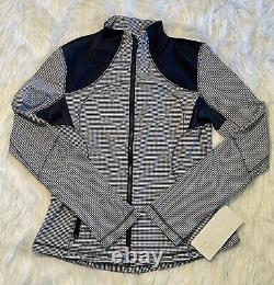 NWT Lululemon Define FORME Jacket RARE! VH2F INKWELL Sz 12 INKW