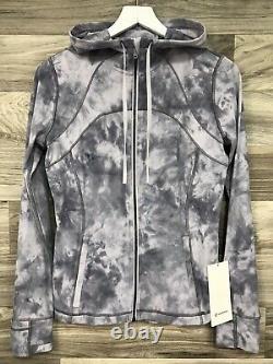 NWT Lululemon Define Hooded Jacket Nulu Sz 10 DISG 28686
