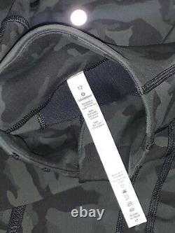 NWT Lululemon Define Jacket Color ICMI (Green Camo) 12