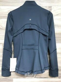 NWT Lululemon Define Jacket Luon Sz 8 GRAV Gravity 01581