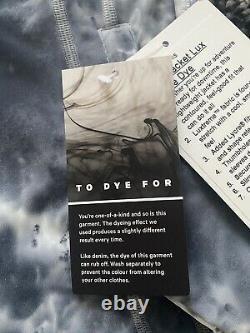 NWT Lululemon Define Jacket Marble Dye Classic Navy! Size 6