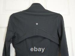 NWT Lululemon Define Jacket Melanite Size 4