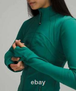 NWT Lululemon Define Jacket SIZE48,10Teal Lagoon