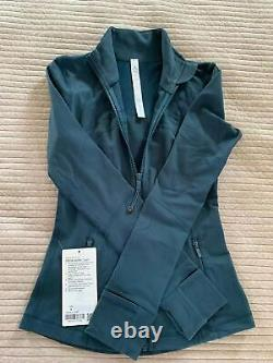 NWT Lululemon Define Jacket SIZE4Submarine