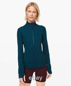 NWT Lululemon Define Jacket SIZE6Night Diver