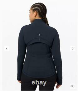 NWT Lululemon Define Jacket SIZE6True Navy