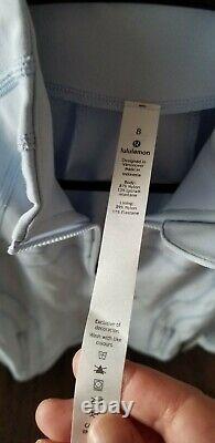 NWT Lululemon Define Jacket Size 8 Daydream