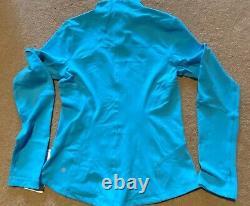 NWT Lululemon Forme Jacket Sz10 Full Zip, Logo-similar To Define Jkt
