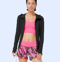 NWT Lululemon Hooded Define Jacket Nulu Black Size 4 to 14 Free Shipping