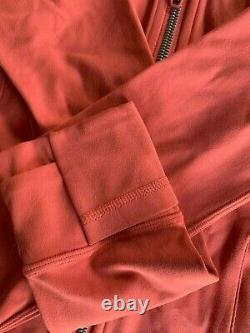 NWT Lululemon Hooded Define Jacket Nulu SIZE6Blush Coral