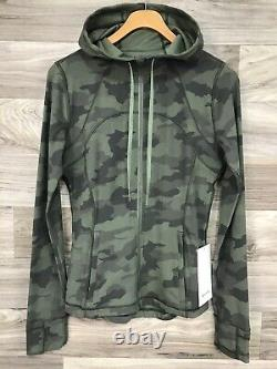 NWT Lululemon Hooded Define Jacket Nulu Sz 8 ITGT 51357