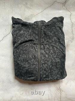 NWT Lululemon Hooded Define Jacket Nulu Wild Thing Camo Deep Coal Multi Sz 8
